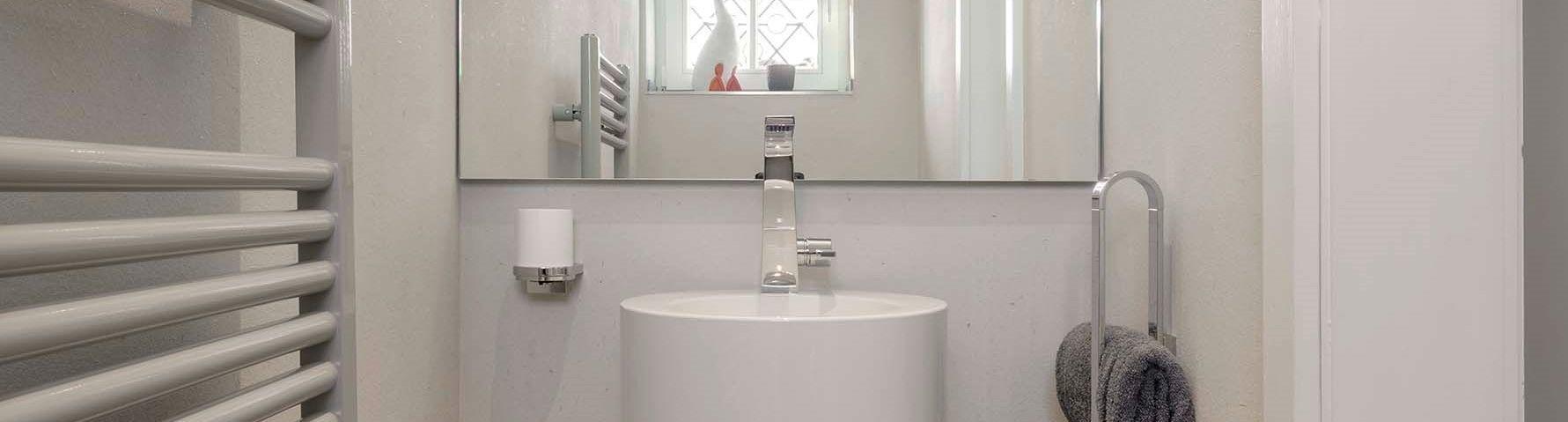 Sehr Referenz-Gäste-WC | Brüning | Bad, Heizung, Wohnraum SC47